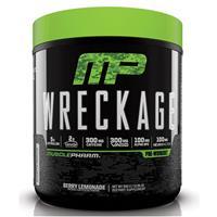 MusclePharm Wreckage Pre Workout Berry Lemonade 350g Online Only