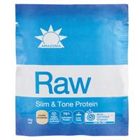 Amazonia RAW Slim & Tone Protein Vanilla Cinnamon Sachet 30g