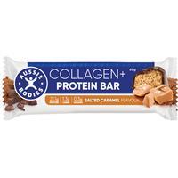 Aussie Bodies Collagen Protein Bar Salted Caramel 60g