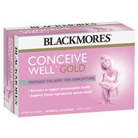 Blackmores Conceive Well Gold 28 Tablets + 28 Capsules