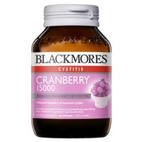 Blackmores Cranberry 15000mg 60 Capsules