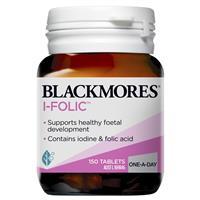 Blackmores I-Folic 150 Tablets