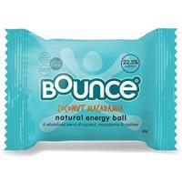 Bounce Coconut Macadamia Ball 40g