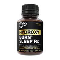 BSc HydroxyBurn Sleep Rx 60 Tablets
