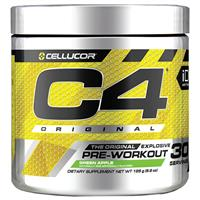 Cellucor C4 ID Green Apple 30 Serve Online Only