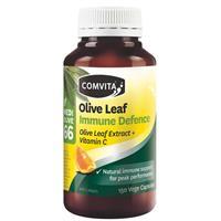Comvita Olive Leaf Immune Defence 150 Capsules