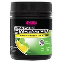 Endura Low Carb Fuel Lemon Lime 128g