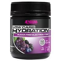 Endura Low Carb Hydration Grapeberry 128g
