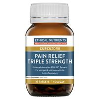 Ethical Nutrients Pain Relief Triple Strength