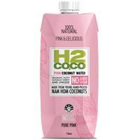 H2COCO Pink Coconut Water 750ml