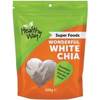 Healthy Way Wonderful White Chia Seed 500g