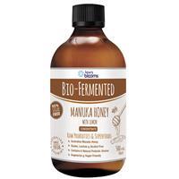 Henry Blooms Bio Fermented Manuka Honey with Lemon 500ml