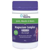 Henry Blooms Magnesium Complex Powder 200g
