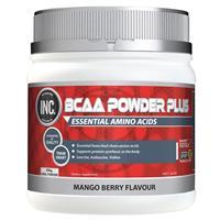 INC BCAA Powder Plus Mango Berry 500g