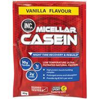 INC Micellar Casein Vanilla 40g Single Serve Sachet