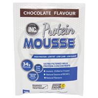 INC Protein Mousse Chocolate 45g Single Serve Sachet
