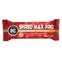 INC Shred Max Pro Cookies & Cream Bar 60gm