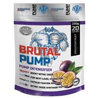 International Protein Brutal Pump Passionfruit 250g Online Only