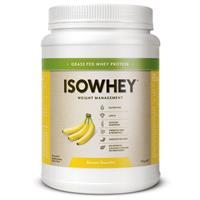 IsoWhey Complete Banana Smoothie 672g