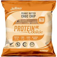 Justine's Peanut Butter Protein Cookie 64G Online Only