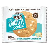 Lenny and Larry White Chocolate Macadamia Complete Cookie 113g