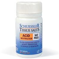 Martin & Pleasance Tissue Salts Nat Phos Acid Neutraliser