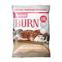 Maxines Burn Cookie Cookie & Cream 40g