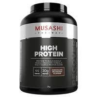 Musashi High Protein Chocolate 2kg