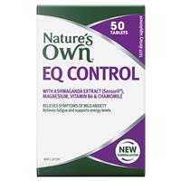 Nature's Own EQ Control 50 Tablets