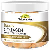 Nature's Way Beauty Collagen Mature Skin 40 Gummies