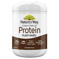 Nature's Way Chocolate Protein Powder 375g