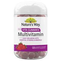 Nature's Way Vita Gummies Adult Multi-Vitamin 120 Gummies