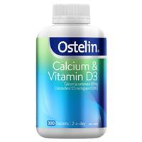 Ostelin Calcium & Vitamin D3 – Calcium & Vitamin D – 300 Tablets Exclusive Size