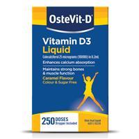 OsteVit-D Vitamin D3 Liquid 50ml