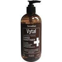 Soodox Vytal Antibacterial Hand Sanitiser 500mL