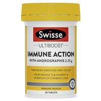 Swisse Immune Action 60 Tablets