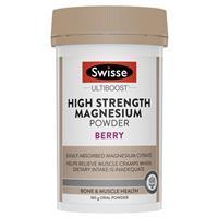 Swisse Magnesium Powder Berry 180g