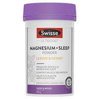 Swisse Magnesium + Sleep Powder 180g