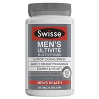 Swisse Men's Ultivite Multivitamin 120 Tablets