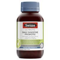 Swisse Ultibiotic Daily Digestive Probiotic 90 Capsules