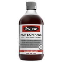 Swisse Ultiboost Hair Skin Nails 500ml