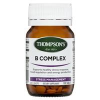 Thompson's B Complex 100 Tablets
