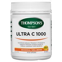 Thompson's Ultra C 1000mg 180 Tablets
