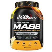 VitalStrength Hardgainer Mass Rapid Building Protein Vanilla Ice Cream 2kg