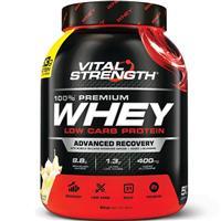 VitalStrength Launch Whey Protein 2kg Vanilla