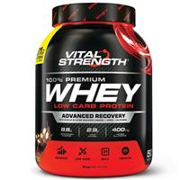 VitalStrength Premium 100% Whey Choc Peanut 2kg