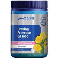 Wagner Evening Primrose Oil 1000 200 Capsules